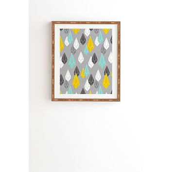 Heather Dutton Raining Gems Whisper Framed Wall Art