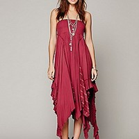 Free People Womens Fly Away Convertible Skirt -