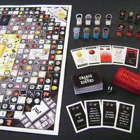 Death Note Board Game