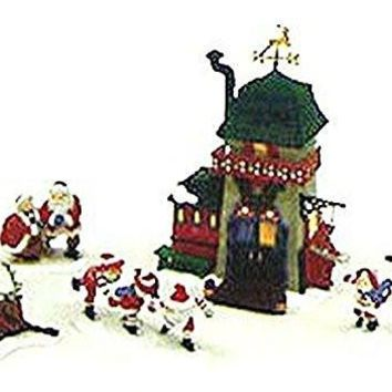 Peppermint Skating Party (Set of 6) - Department 56 (Retired)