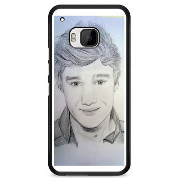 One Direction Liam Payne Art Pencil Htc M9 Case
