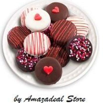 Valentine's Day Sweet Love Gourmet Oreo Cookies