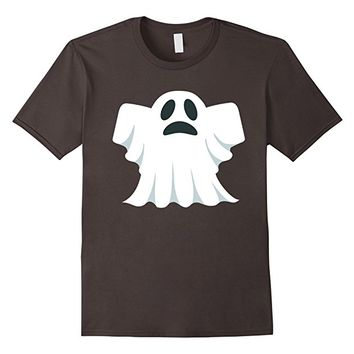 Halloween T-Shirt Scary Ghost Face Halloween Costume Shirt
