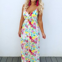 Sun Soaking Maxi: Multi