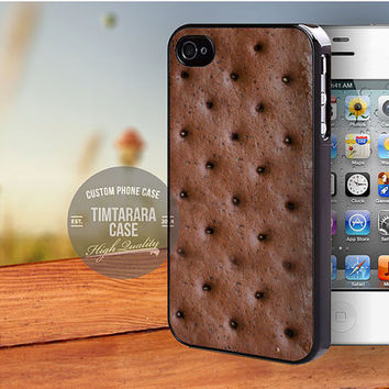 Ice Cream Sandwich case for iPhone 5,5s,5c,4,4s,6,6+/iPod 4th 5th/Samsung Galaxy S3,S4,S5/Note 2,3/HTC One/LG Nexus