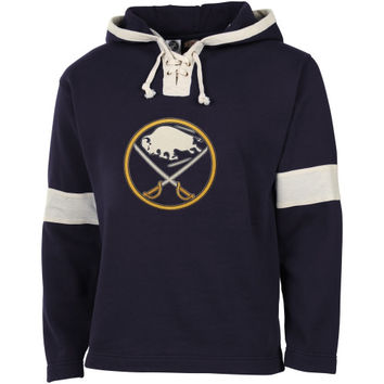 Old Time Hockey Buffalo Sabres Grant Lace Hoodie