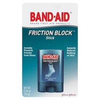 Band-Aid Friction Block Stick Brand First Aid Products - 0.34 oz