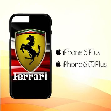 Ferrari Z3062 iPhone 6 Plus|6S Plus Case