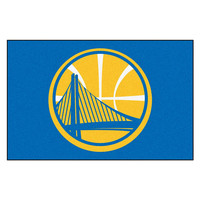 Golden State Warriors NBA Starter Floor Mat (20x30)