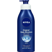 NIVEA Original Daily Moisture Body Lotion 16.9 Fluid Ounce