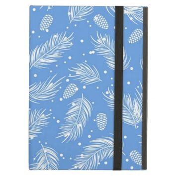 Trendy Modern Bright Floral Pattern iPad Air Case