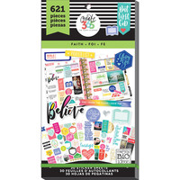 Create 365™ The Happy Planner™ Faith Value Pack Stickers