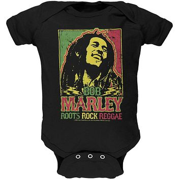 Bob Marley - Roots Reggae Baby One Piece