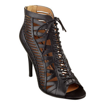 New Arrivals > ANGELLICA LACE-UP HIGH HEELS - Lace up pump