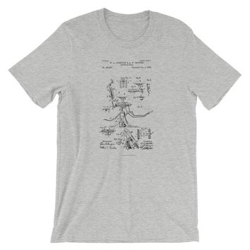 Dentists Chair Patent T-Shirt