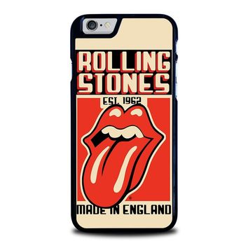 THE ROLLING STONES 1962 iPhone 6 / 6S Case Cover