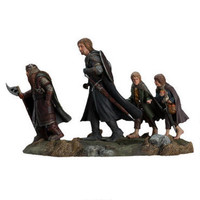 The Lord of the Rings Fellowship of the Ring - Figure Set 2 by Weta |