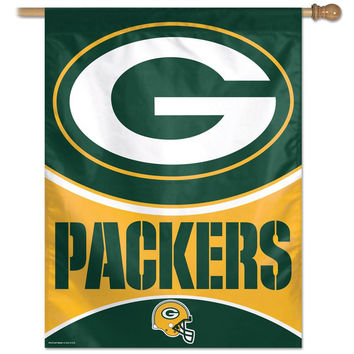 Green Bay Packers NFL Vertical Flag (27x37)