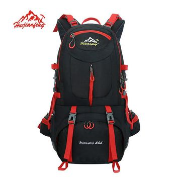 """The Medicine Bow"" 50L Hiking Backpack"