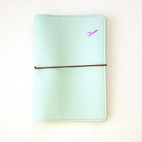 Cover Protector Passport travel wallet