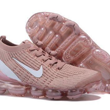 Nike Air max VAPORMAX Pink Women Sports basketball Shoes