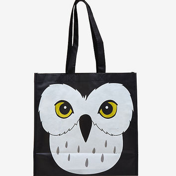 Harry Potter Hedwig Reusable Tote