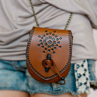 Sol Child Leather Bag