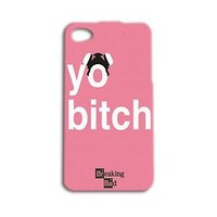 Pink Breaking Bad Funny Cute Phone Case iPhone iPod Quote Cover Jesse Pinkman
