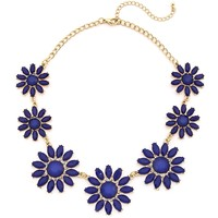 Fall Fireworks Necklace