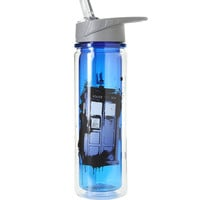 Doctor Who Bad Wolf Tritan Water Bottle