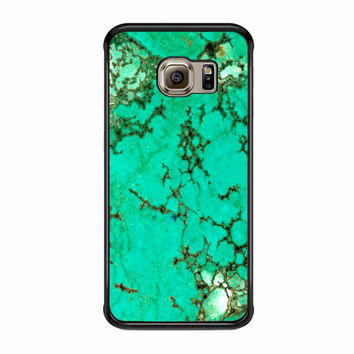 Turquoise Samsung Galaxy S6 Edge Plus Case