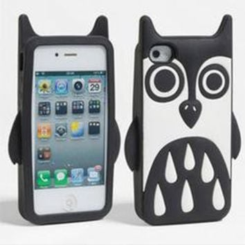 MARC BY MARC JACOBS 'Javier the Owl' iPhone 4 & 4S Case