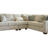 Salonne 3-Piece Sectional | Ashley Furniture HomeStore