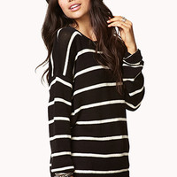 Striking Striped Sweater
