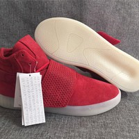 Adidas Tubular Invader 750 Size 40-44 - Red
