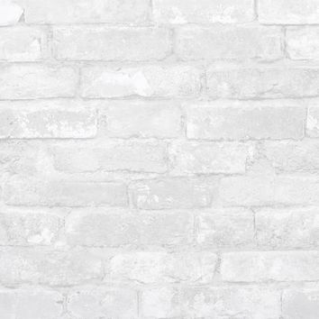 Brick Peel and Stick NuWallpaper™