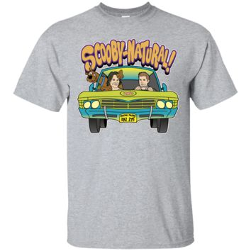 Supernatural Mystery Machine Novelty T Shirt