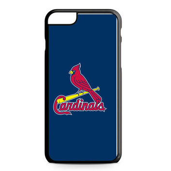 ST LOUIS CARDINALS BLUE iPhone 6 Plus Case