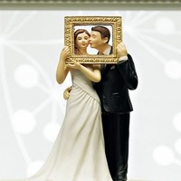 Picture Perfect Couple Figurine - Wedding Collectibles