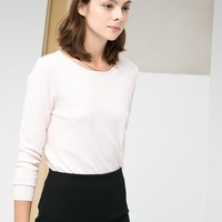 Button sweater