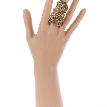 Armour Knuckle Stretch Ring