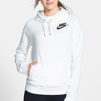 Women's Nike 'Rally' Funnel Neck