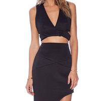 keepsake Lonely Lover Bodice in Black