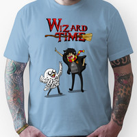 Wizard Time! Unisex T-Shirt