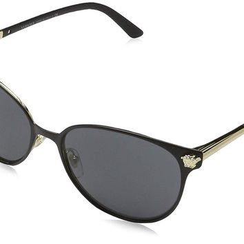 Versace Women's VE2168 Sunglasses