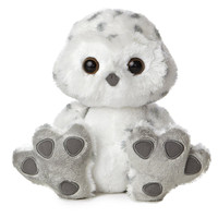 Aurora World Taddle Toes Hummer Owl Plush