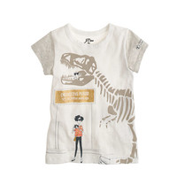crewcuts For The American Museum Of Natural History Olive And Dino T-Shirt