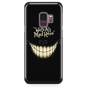 Alice In The Wonderland Case Samsung Galaxy S9 Plus Case | Casefantasy