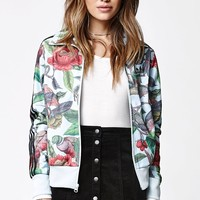 adidas Battle Of The Birds Track Jacket - Womens Jacket - Multi