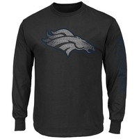 Majestic Denver Broncos Up and Over Tee